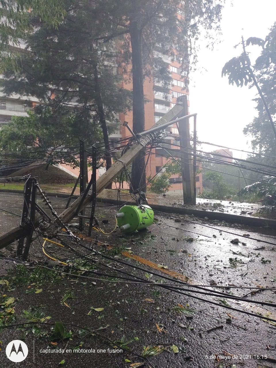 El Poblado-lluvias-energía