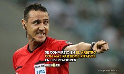 Wilmar Roldan impone record en Sudamerica