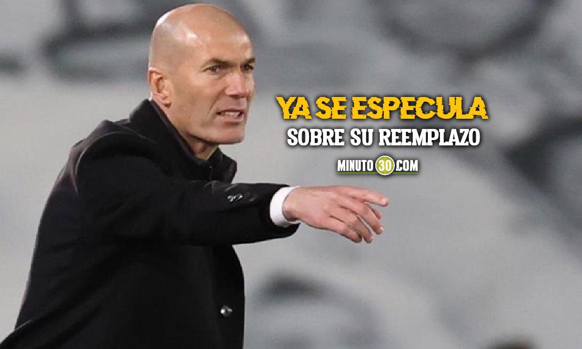 Zinedine Zidane habria renunciado al Real Madrid
