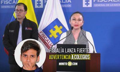 Fiscalía se reunió con la madre del estudiante Sergio Urrego tras sentencia de exrectora