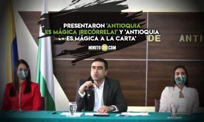 La nueva secretaría de Turismo de Antioquia rindió cuentas de los 100 días de gestión