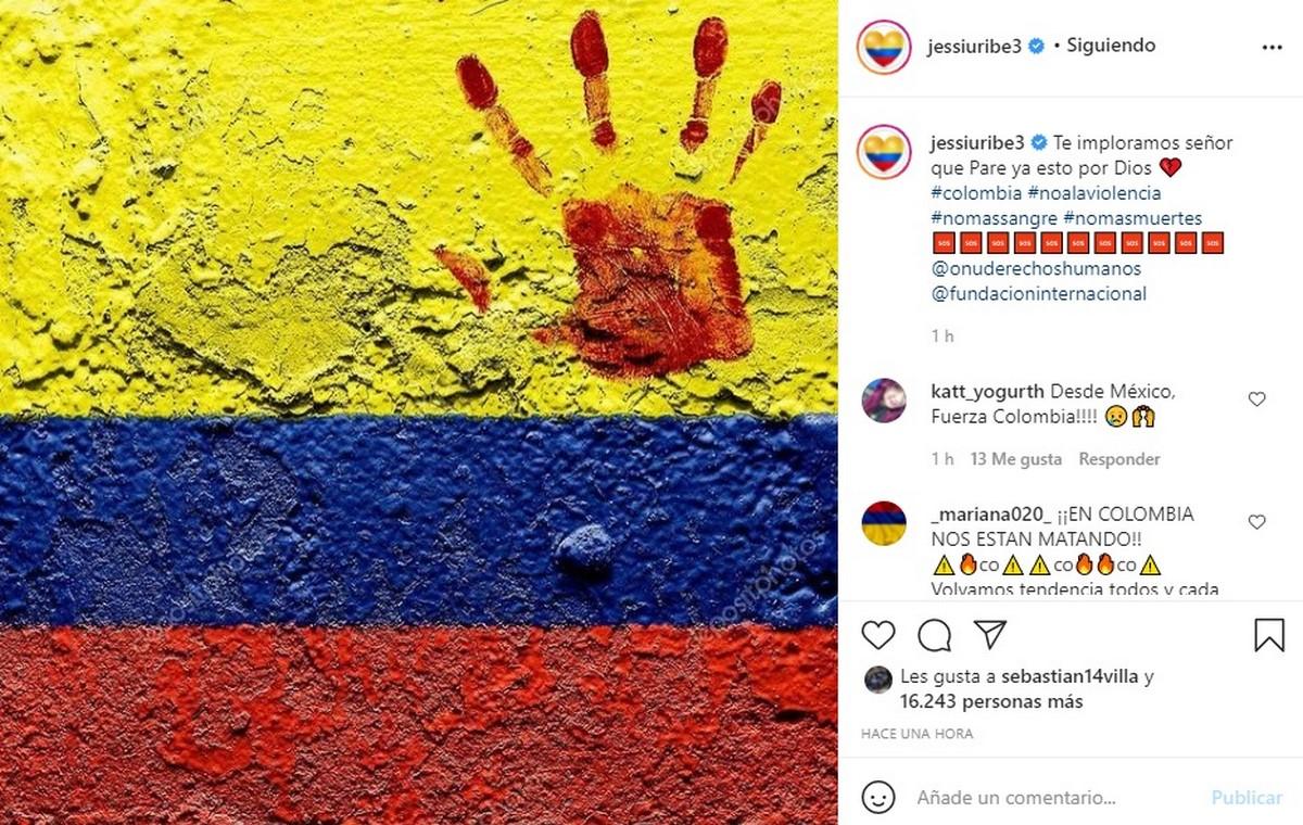 artistas colombianos 11