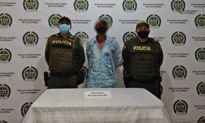 Hombre capturado por agredir a su pareja en Urrao