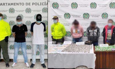 En Tarazá y Santa Bárbara capturaron a 'Chispy' y 'Ortiz' y a presuntos integrantes de 'Los Cardona'
