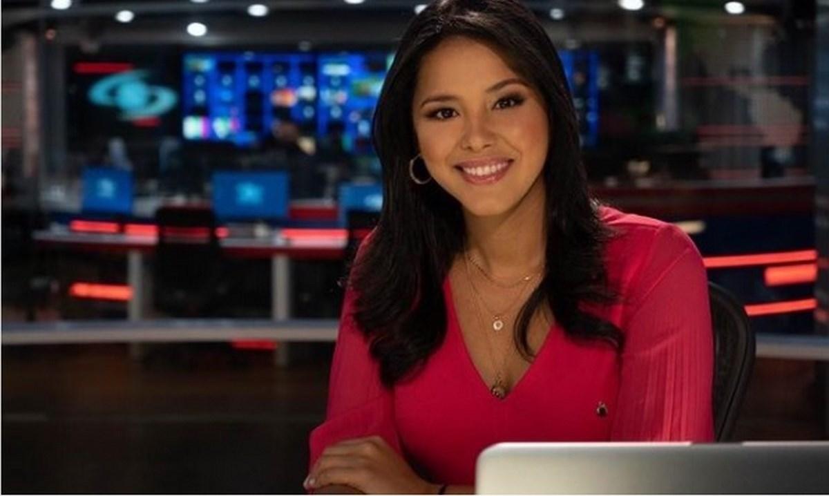 caracol presentadora