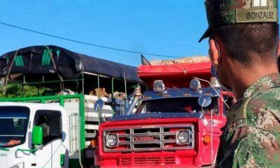 Se han movilizado 247 caravanas seguras para abastecer al país