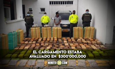 Cárcel para hombre señalado de transportar marihuana