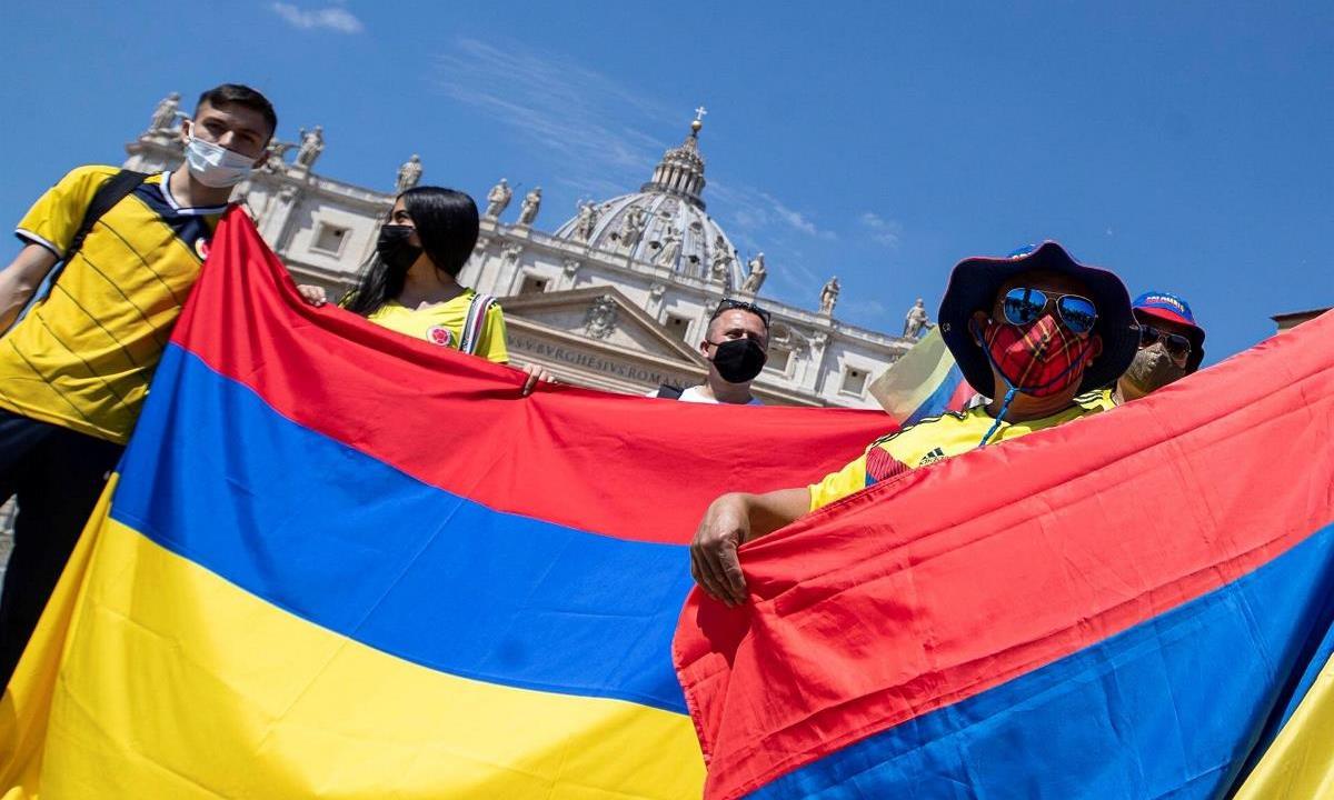 colombia vaticano1