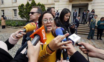 Fotografía de archivo de Jennifer Pedraza de la Asociación Colombiana de Representantes Estudiantiles de la Educación Superior. EFE/Mauricio Dueñas Castañeda/Archivo