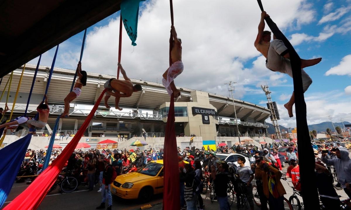 Concejal de Bogotá-tutela-paro nacional
