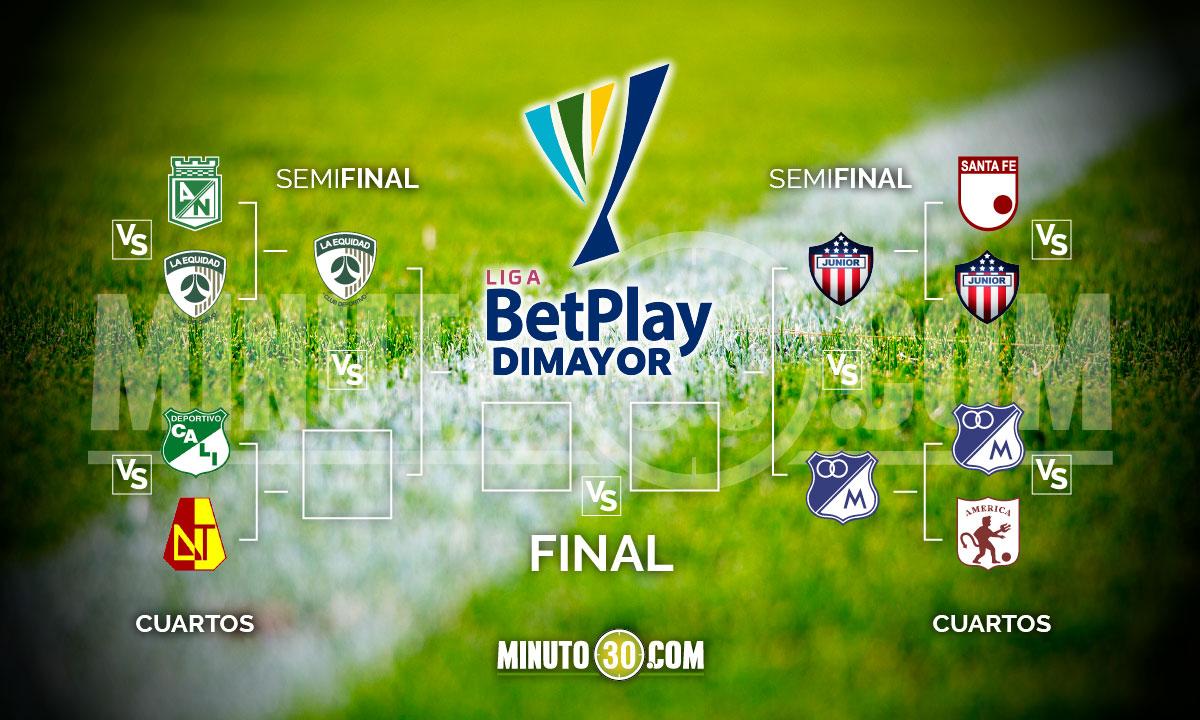 cuartos de final liga betplay
