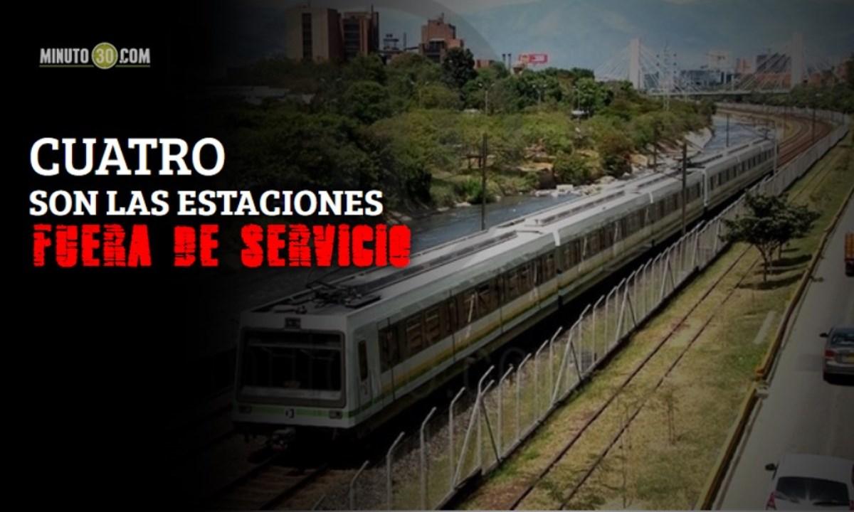 cuatro estaciones metro