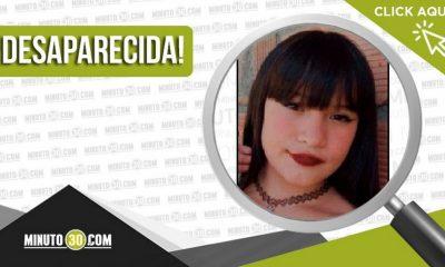 Valeria Jiménez Correa desaparecida