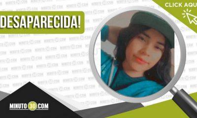 Manuela Arboleda Muñoz desaparecida