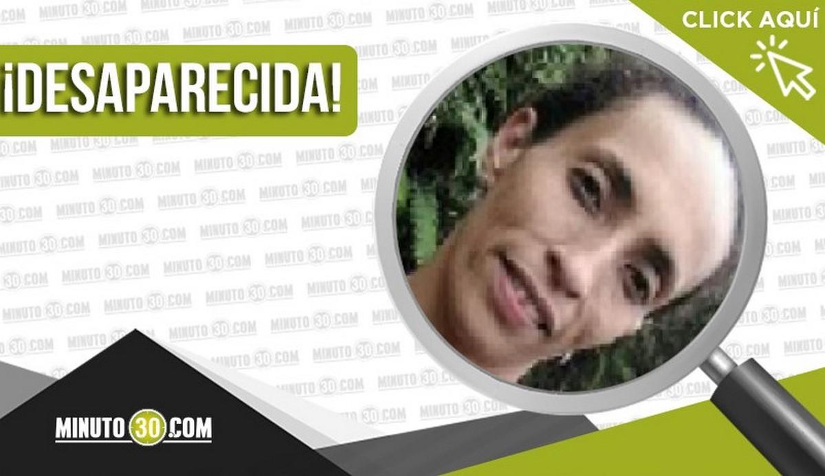 Yuli Edith Pérez Rodríguez desaparecida