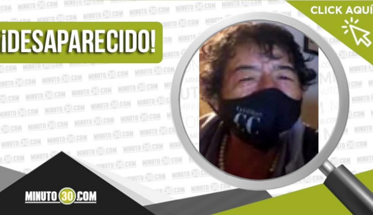 Henry Alberto Sánchez Ochoa desaparecido