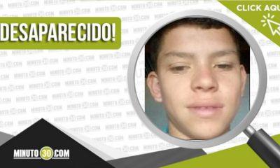 Esteban de Jesús Jaramillo Mazo desaparecido