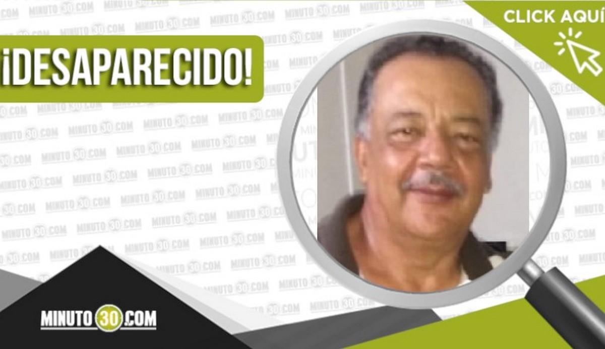 Luis Arnulfo Taborda Cardona desaparecido