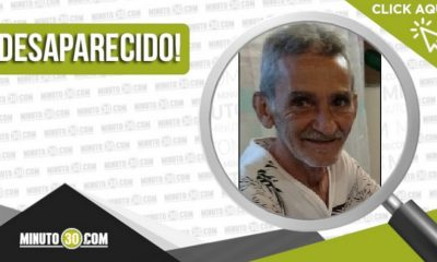 Luis Fernando Arango Lopera desaparecido