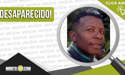 José Jerónimo Rivas Mena desaparecido