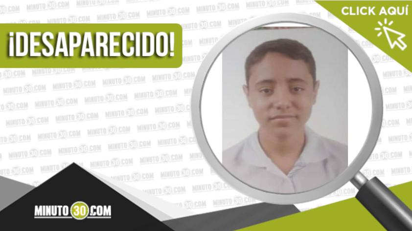 Juan Camilo Correa Correa-desaparecido