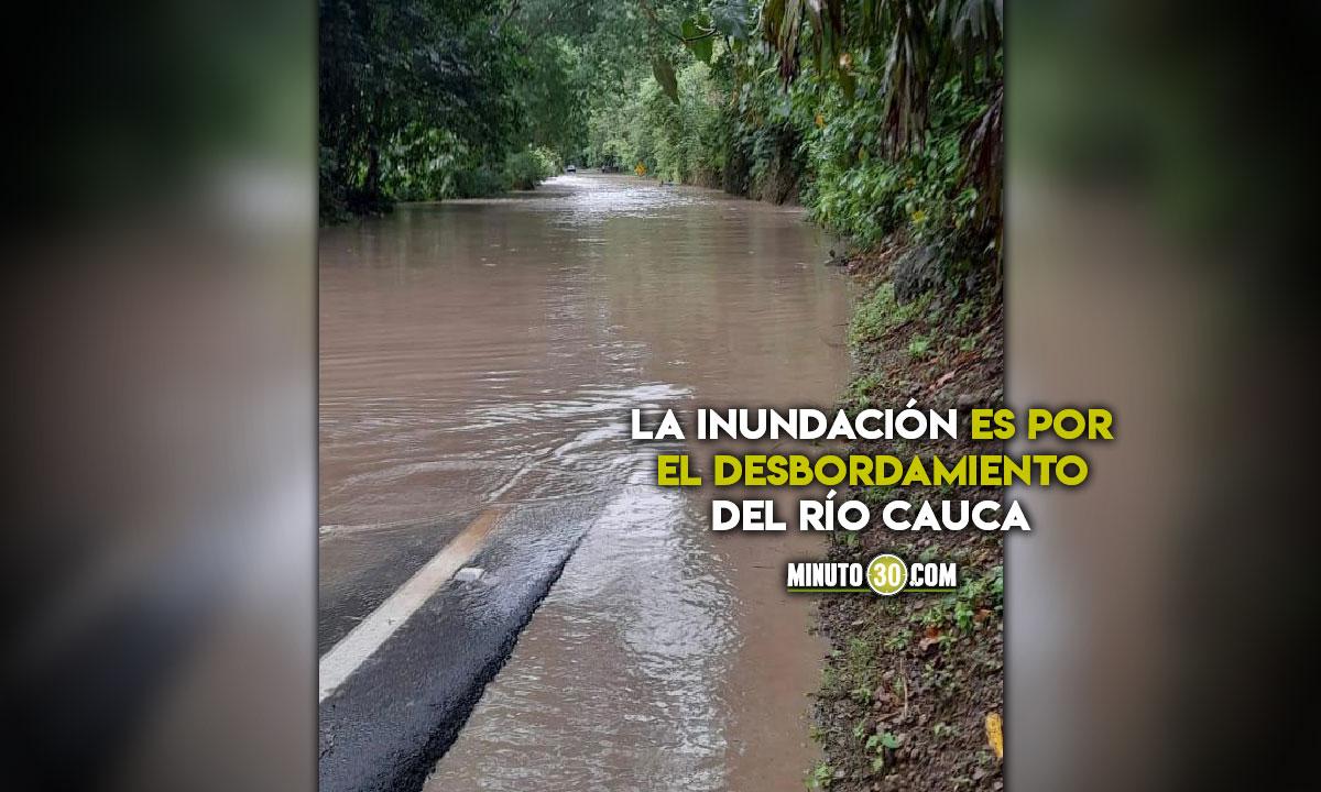 Cierre total entre Santa Fe de Antioquia y Peñalisa