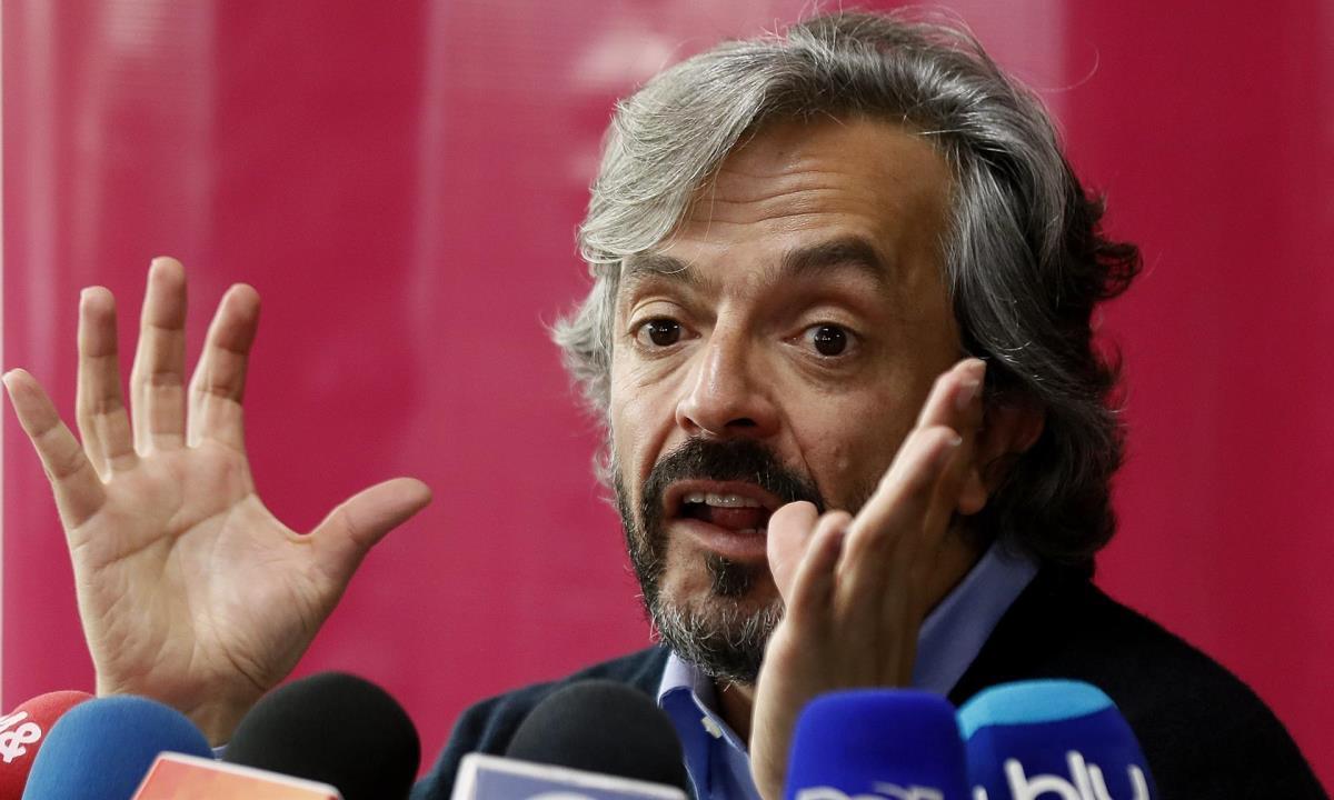 En la imagen, el director del Departamento Administrativo Nacional de Estadística (Dane), Juan Daniel Oviedo. EFE/Mauricio Dueñas Castañeda/Archivo