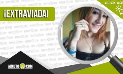 Buscan a Camila Herrera, desapareció desde el 3 de mayo