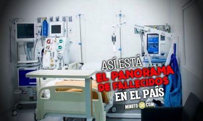 495 muertes por Covid en Colombia en las últimas horas