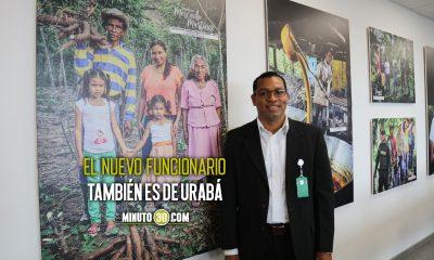En Urabá hay un nuevo director de la Unidad de Restitución de Tierras