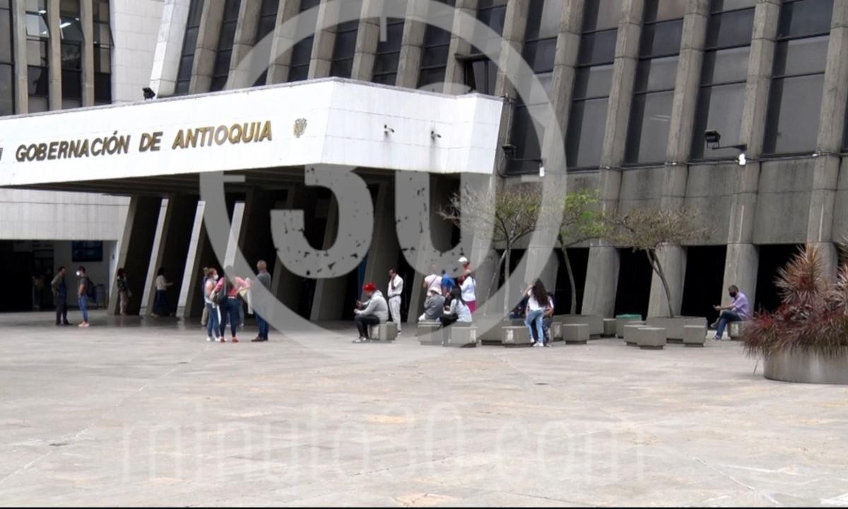 Gobernación de Antioquia desmiente que haya toque de queda permanente toda la tarde en en departamento
