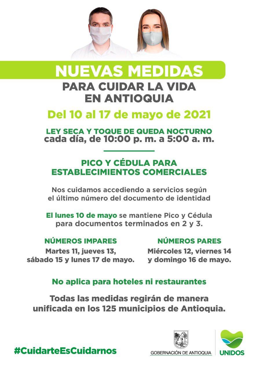 Foto Pico Y Cedula Del 16 De Mayo Para Medellin Y Antioquia Minuto30 Com