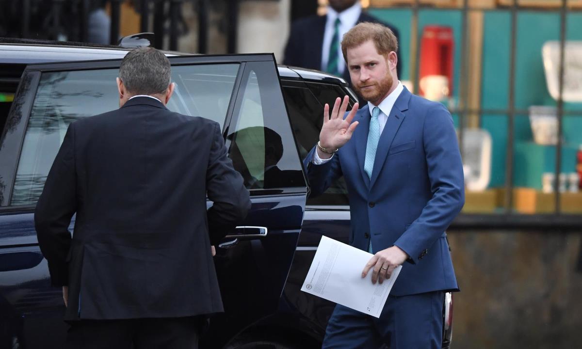 Príncipe Enrique, duque de Sussex