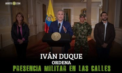 ivan duque militariza colombia