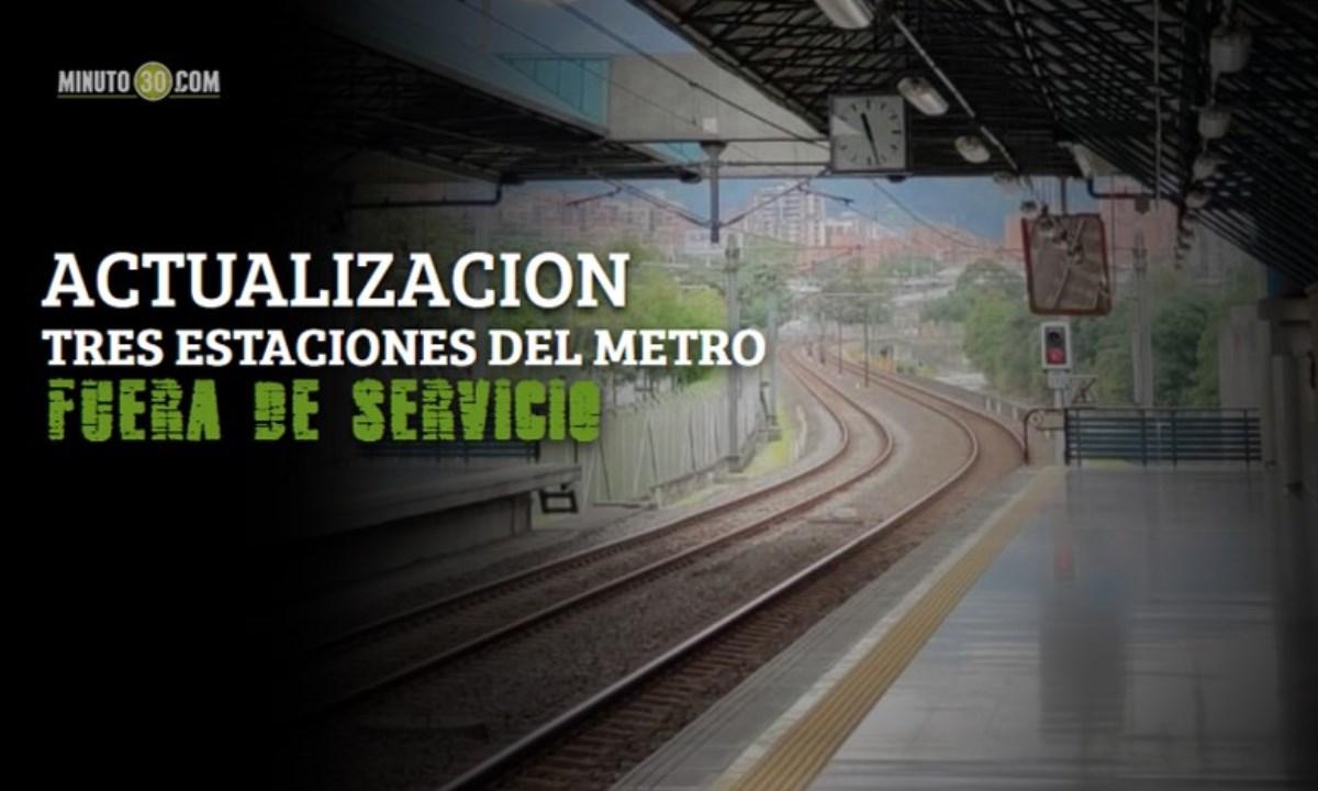 metro tres estaciones