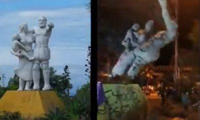 monumento raza neiva