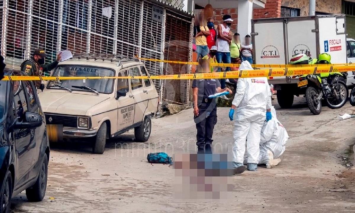 Identificaron al joven venezolano que fue asesinado ayer en Belén