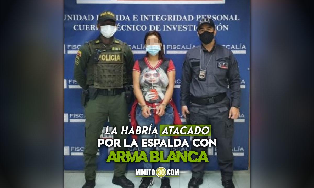 Enviaron a la cárcel a una mujer que habría asesinado a otra en el centro de Medellín