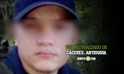 Neutralizaron a alias 'Flechas', cabecilla de 'Los Caparros'