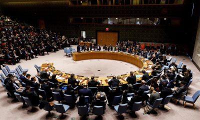 Vista general de una reunión del Consejo de Seguridad de Naciones Unidas solicitada por Estados Unidos, en Nueva York, Nueva York (EE. UU.). EFE/ Justin Lane/Archivo