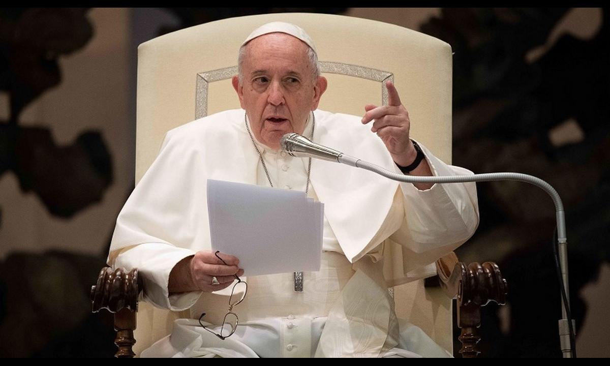 """El papa Francisco hizo un llamado al """"dialogo serio"""" en Colombia"""