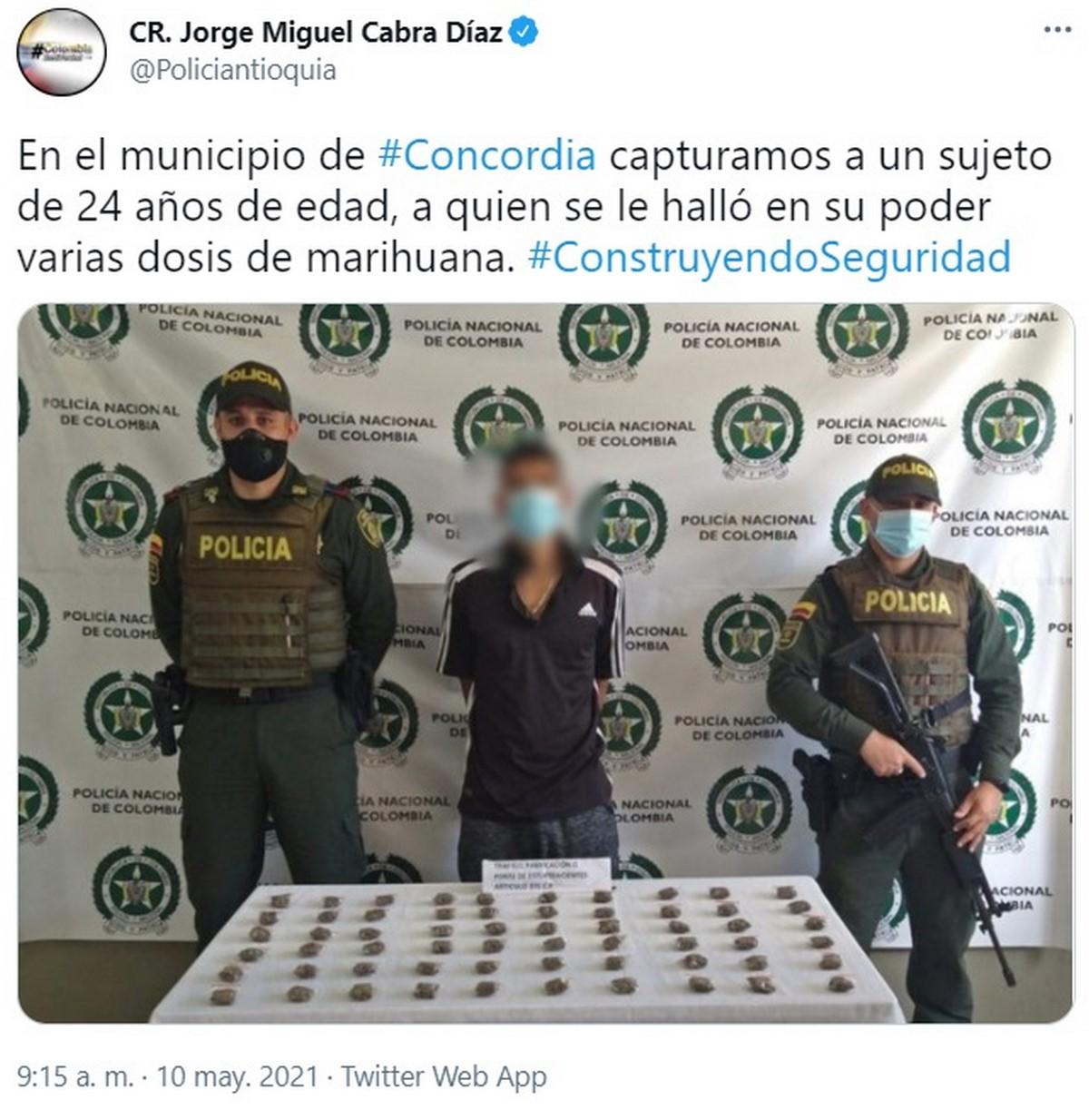 policia concordia
