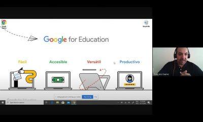 'Profe', ya puede certificarse como Educador Google