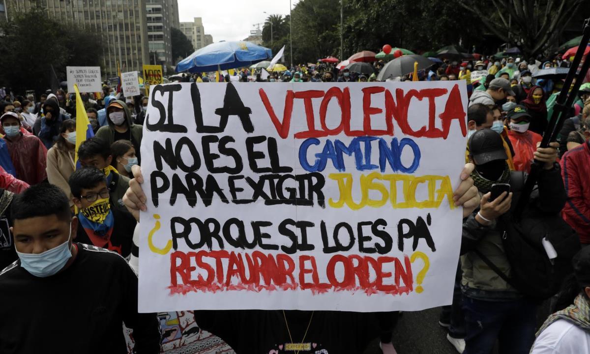 protestas en colombia 18