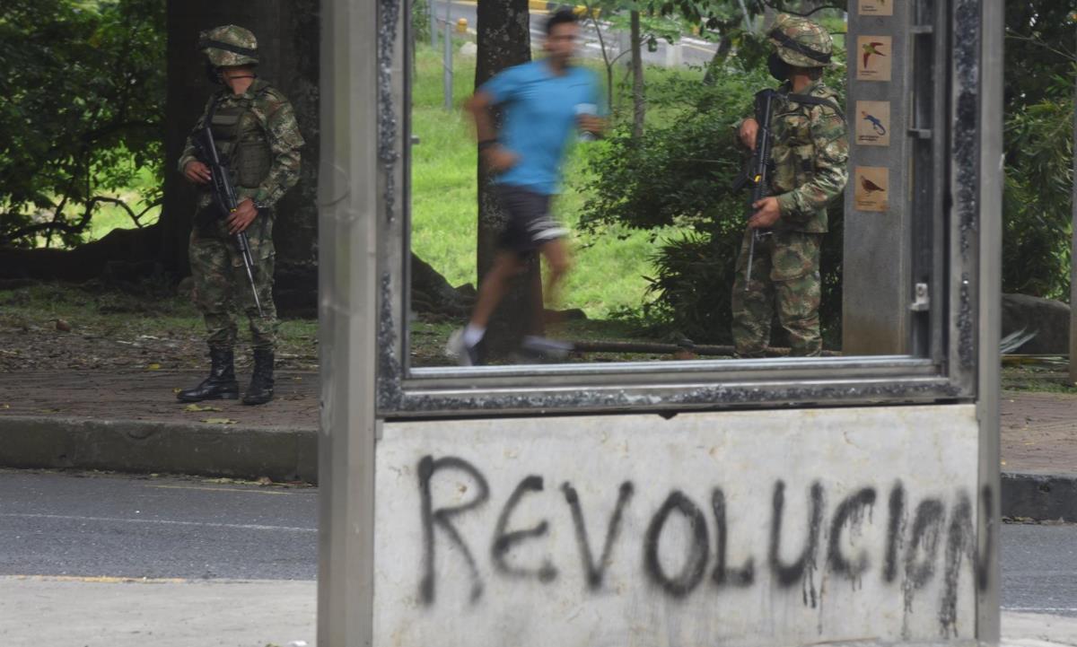 protestas en colombia 25