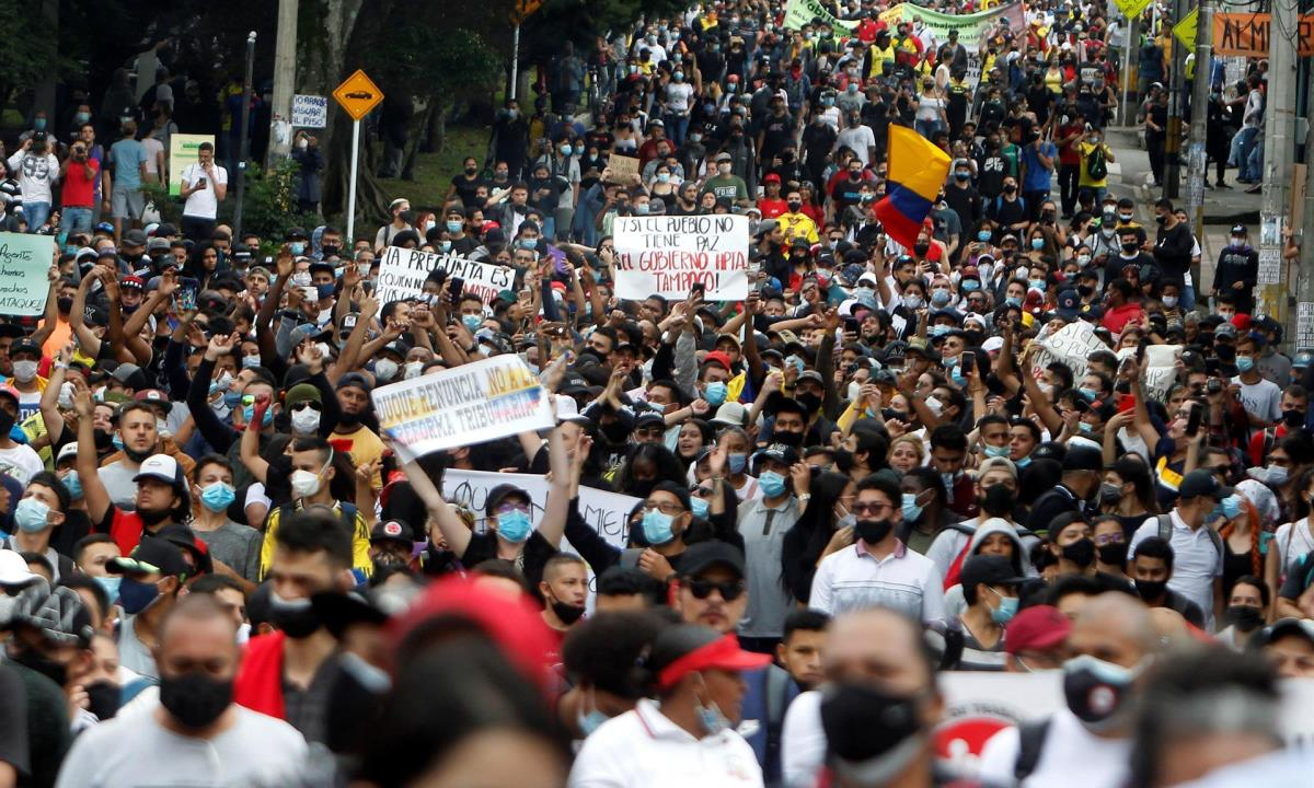 Rutas de las manifestaciones de este 19M en Medellín