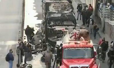 quemaron bus transmilenio 24 mayo