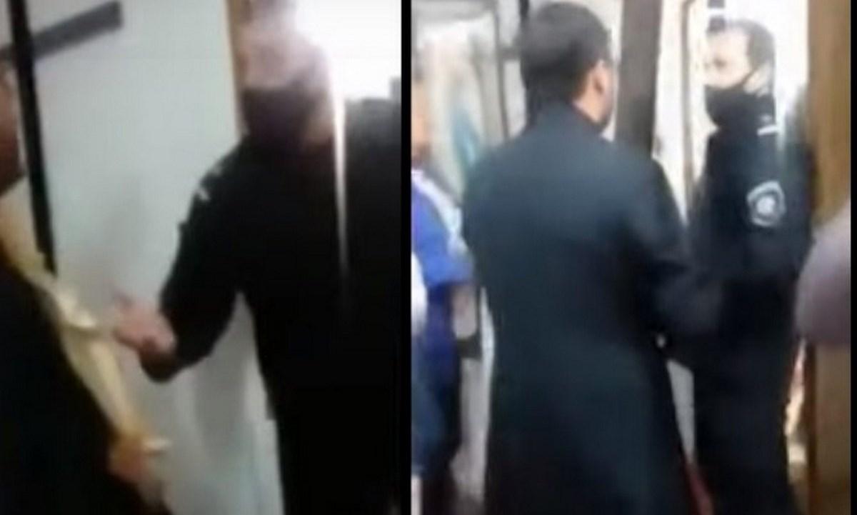 sacerdote policia argentina