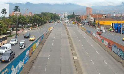 Cierres intermitentes en la Av. San Juan, a la altura de la Alpujarra