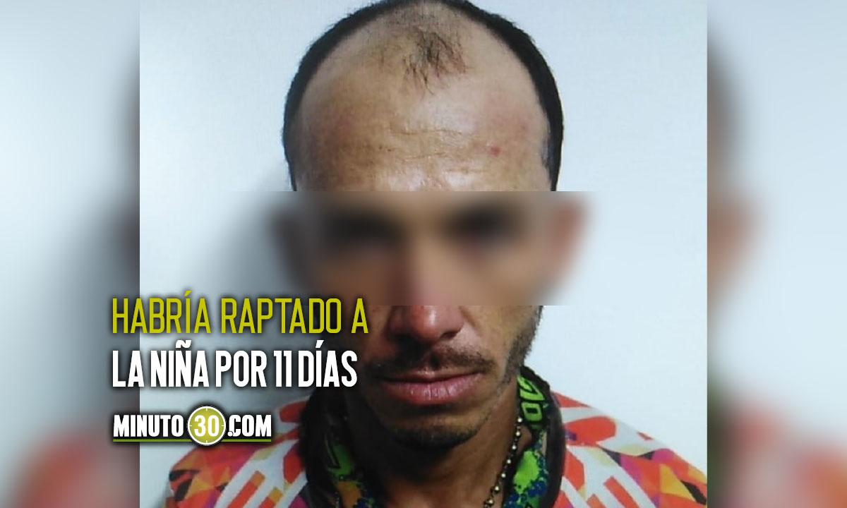 Cárcel para una 'bestia' que habría secuestrado y violado a una niña de 13 años